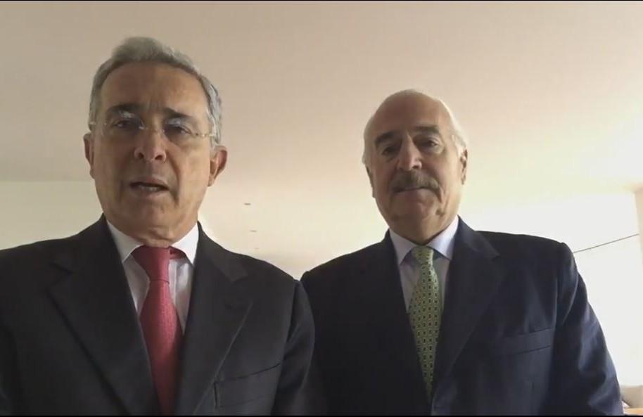 Uribe y Pastrana