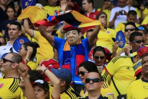 ELIMINATORIAS RUSIA 2018 COLOMBIA - VENEZUELA