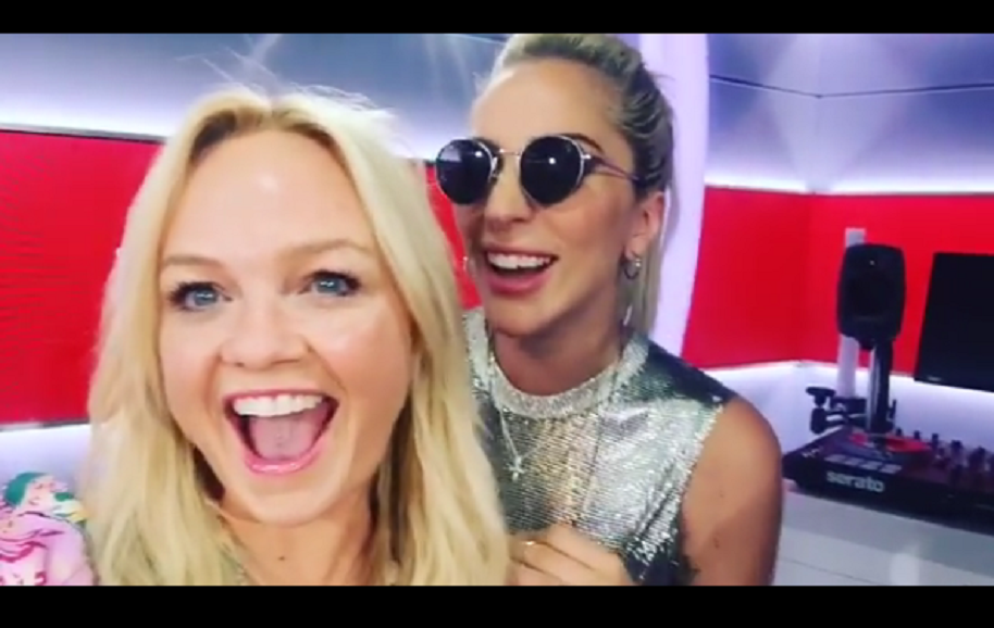 Lady Gaga y 'Baby Spice' dúo '2 Become 1'