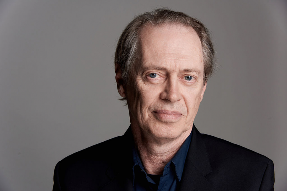 Actor de Hollywood Steve Buscemi