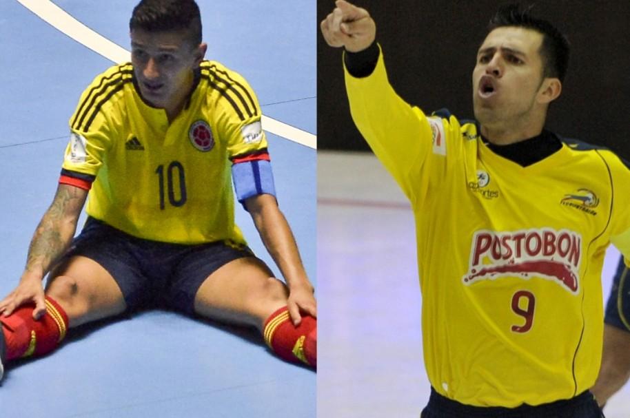 Colombia futsal - Fútbol de Salón