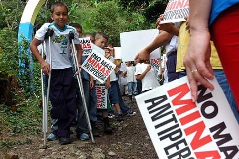 Minas antipersona en Colombia - Pulzo.com