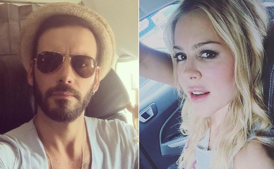 El actor Diego Cadavid y la modelo Natalia París - Pulzo.com