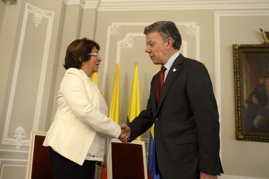 Santos acepta que el Estado es responsable por exterminio de la UP