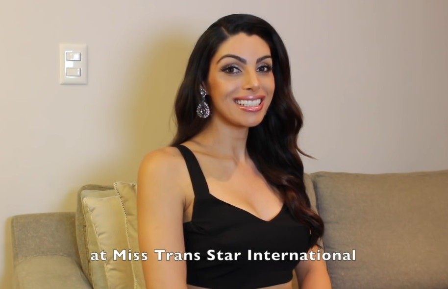 Rafaela Manfrini, nueva Miss Trnas Star International