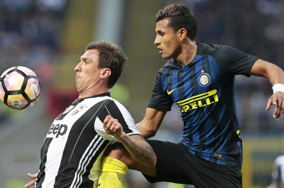 Jeison Murillo enfrenta con Inter a Juventus