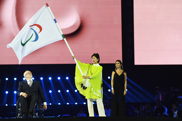 Atsushi Tomura/Getty Images for Tokyo 2020