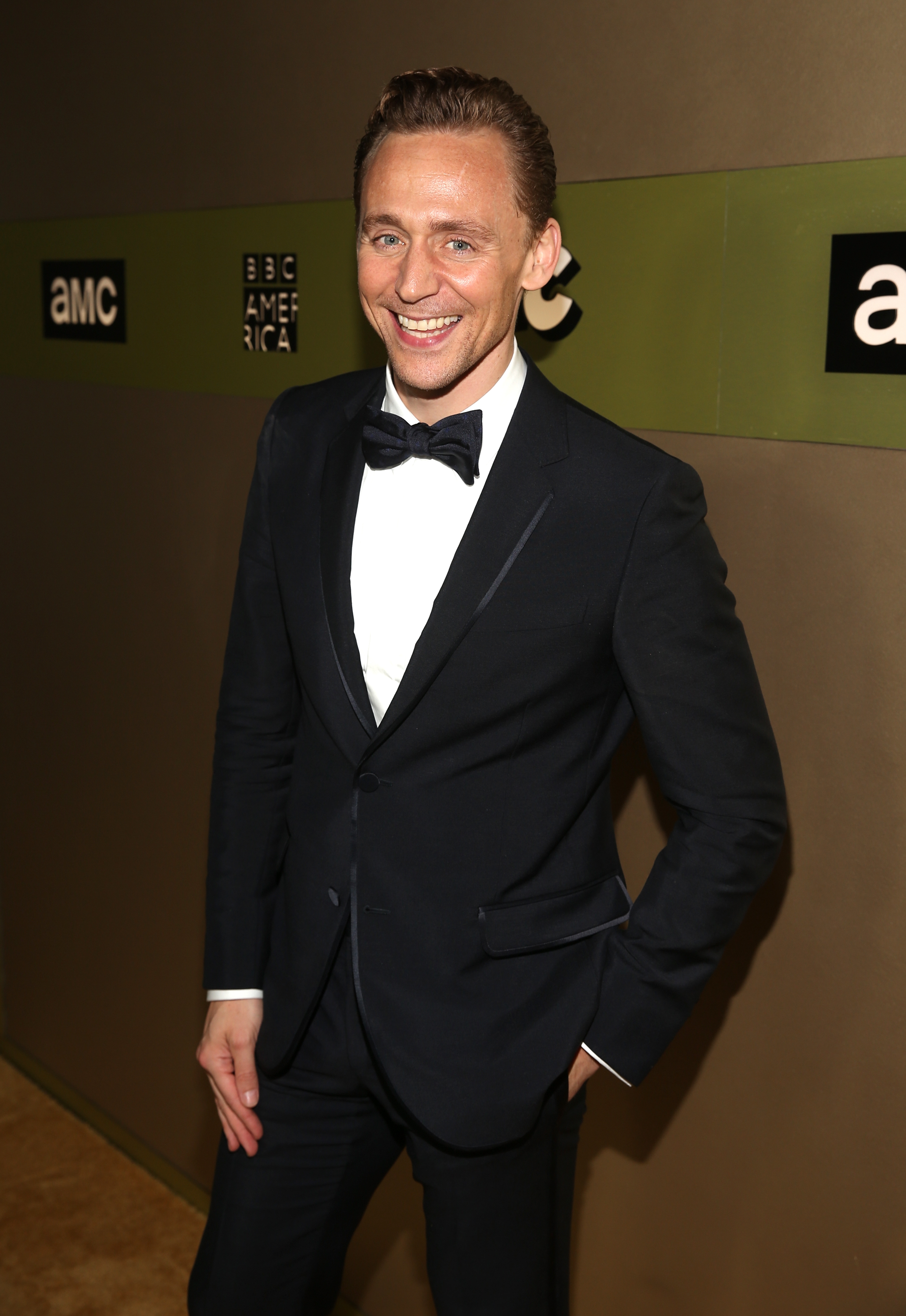 Actor Tom Hiddleston