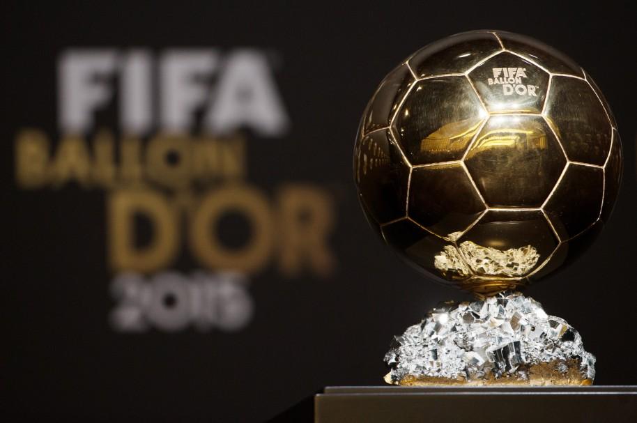 Premio Balón de Oro.