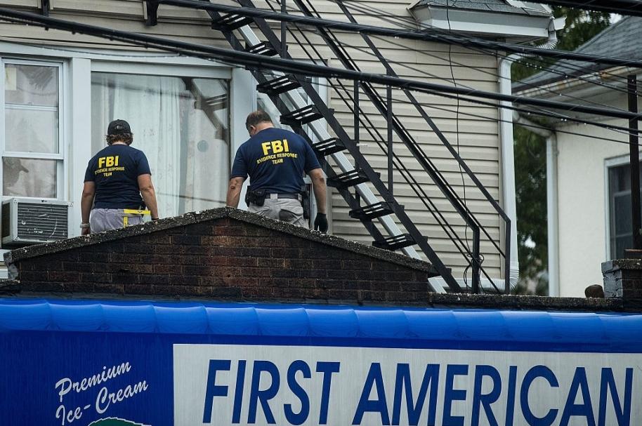 FBI capturó a terrorista que detonó los explosivos
