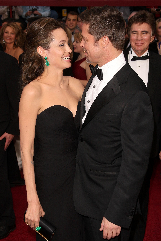 Brad Pitt y Angelina Jolie 18