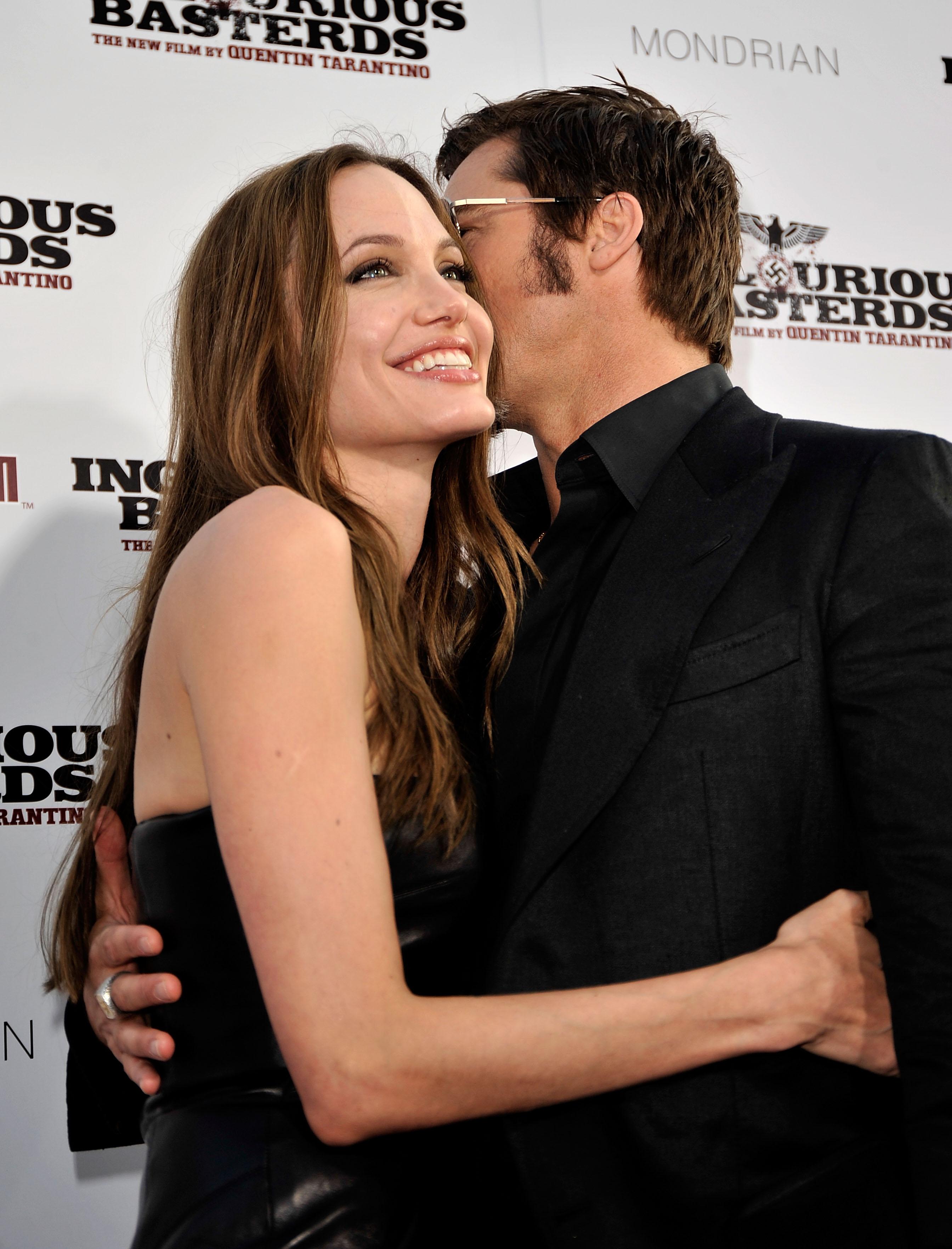Brad Pitt y Angelina Jolie 15