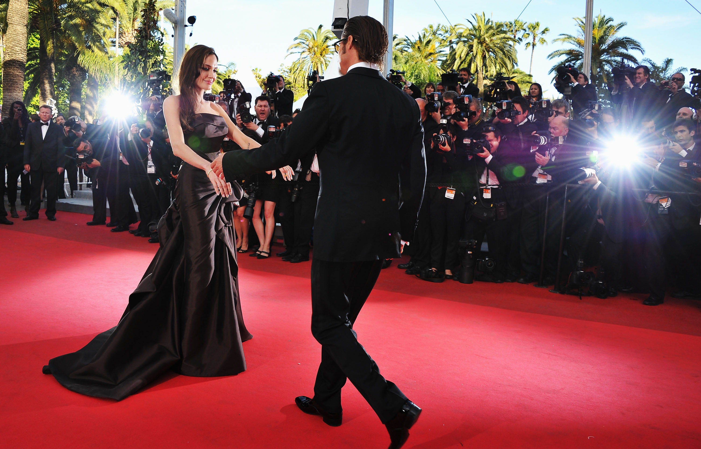 Brad Pitt y Angelina Jolie 12