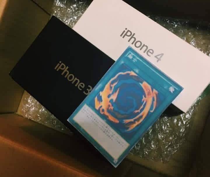 iPhone 3 y 4