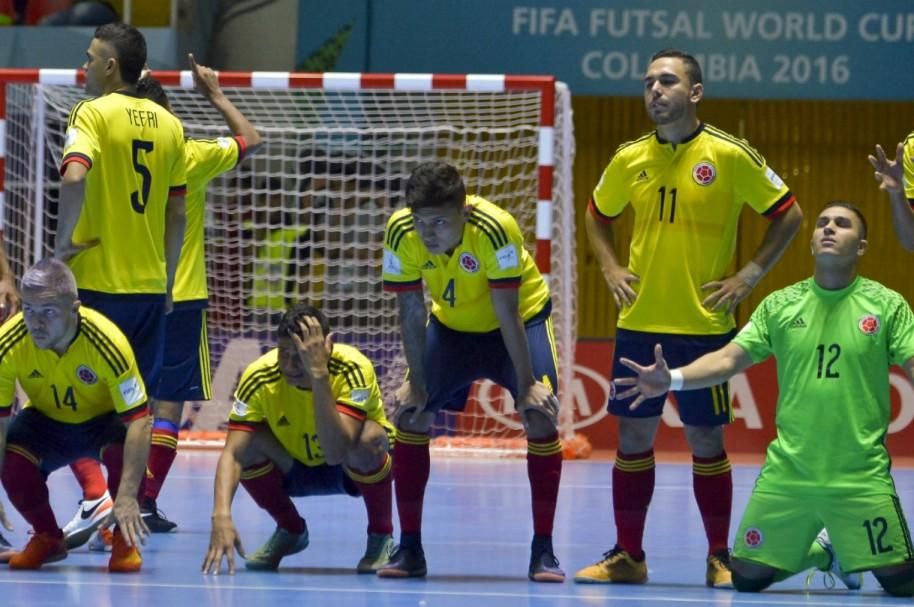 Seleccion Colombia de futsal