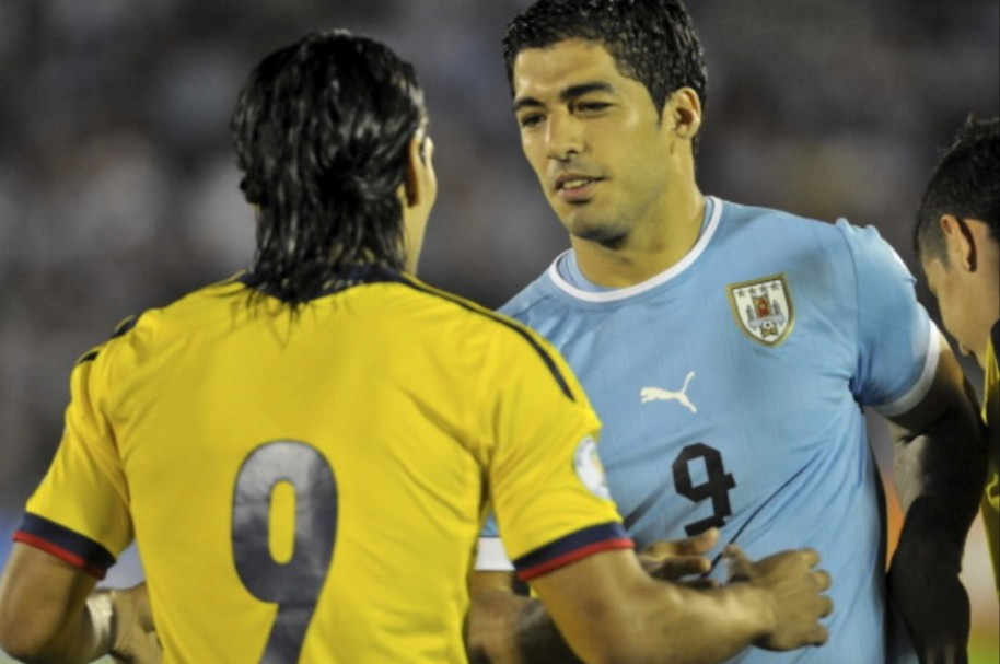 Luis Suarez Colombia Getty