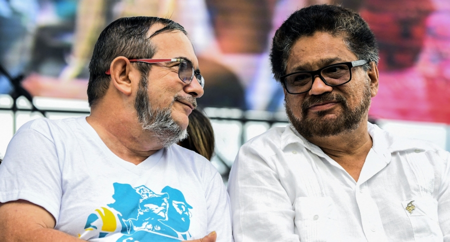 COLOMBIA-PEACE-GUERRILLA-FARC-CONFERENCE