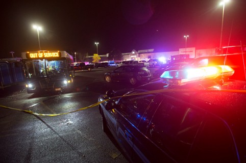 Shooting at Mall North Of Seattle