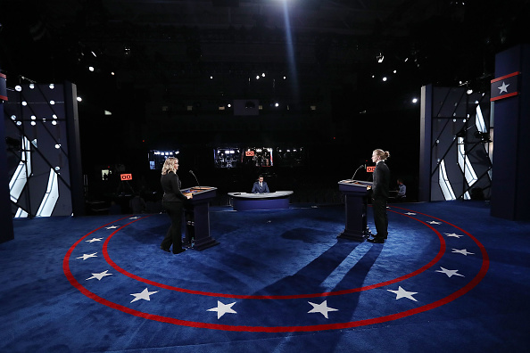 Hofstra University Prepares To Host First Presidential Debate Of 2016 Election