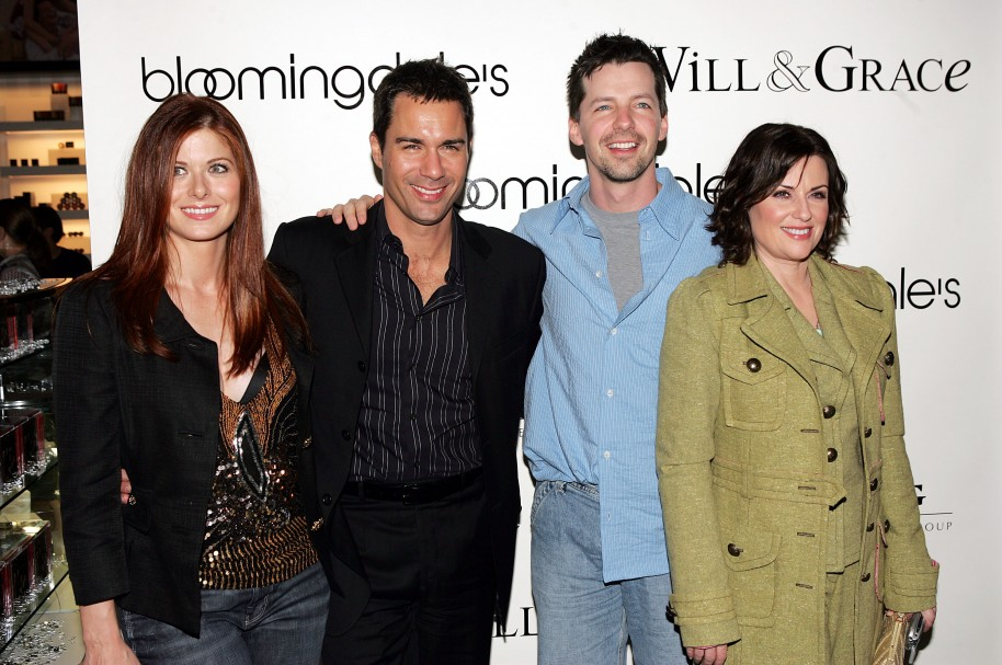 "Launch Party For ""Will & Grace: Let The Music Out!"" At Bloomingdale's"