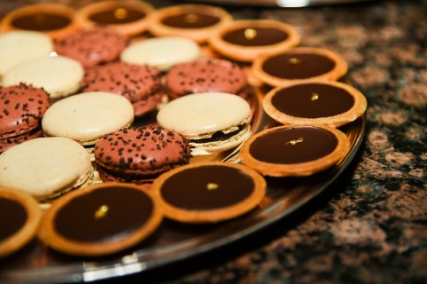 Chocolate, Caviar, Vodka Party At Petrossian