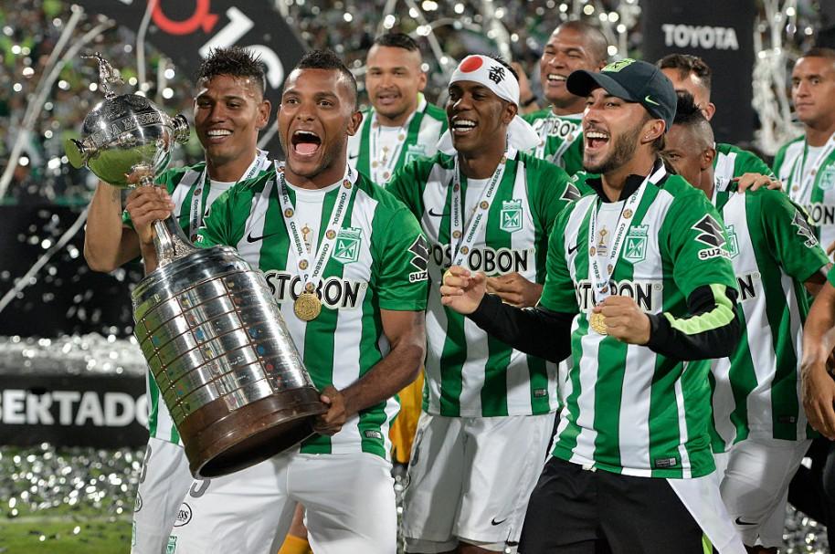 Atlético Nacional, ganador de Copa Libertadores