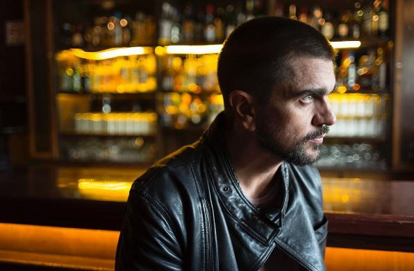 Cantante colombiano Juanes