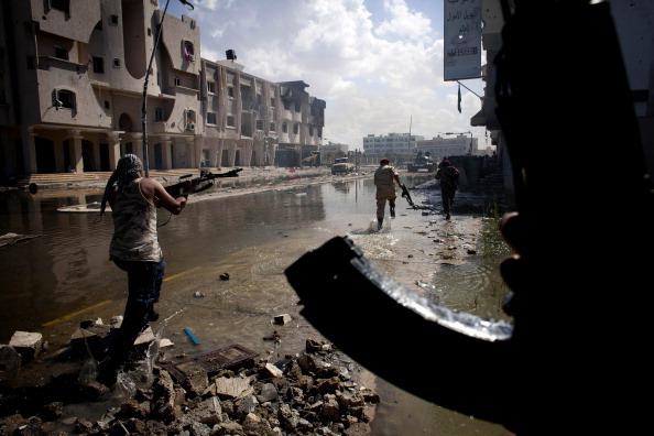 Libia es considerado como un país peligroso