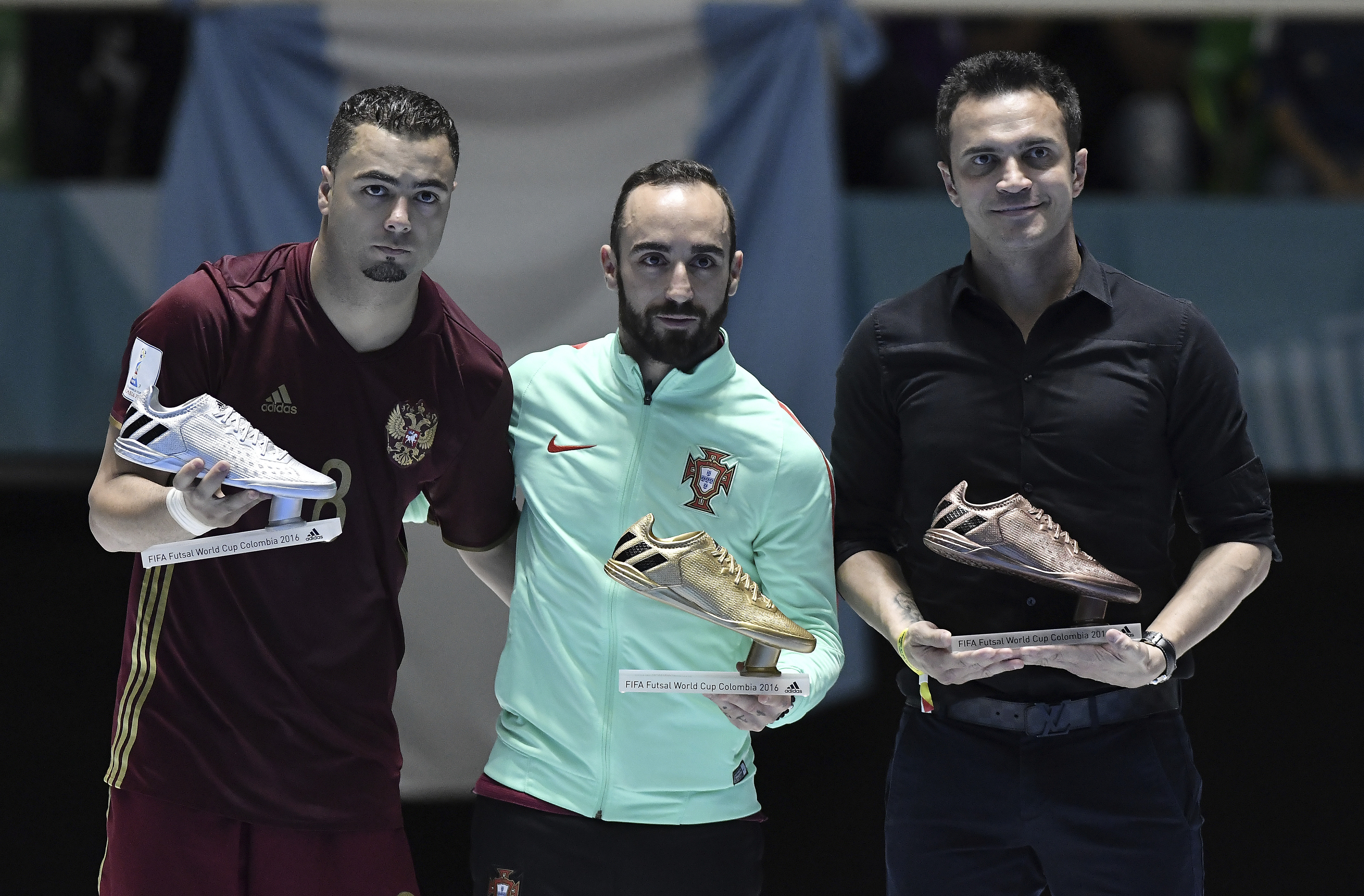 Iran v Portugal: Third Place Play off - FIFA Futsal World Cup Colombia 2016