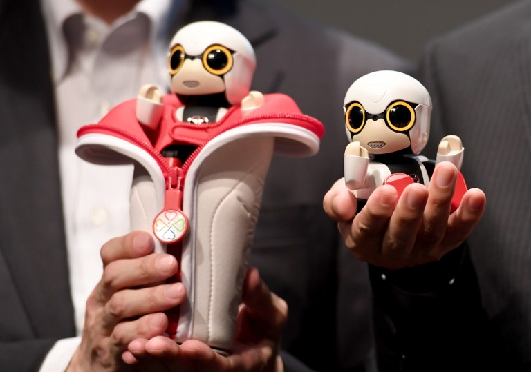 Kirobo Mini.