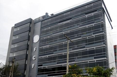 Sede Federación Colombiana de Fútbol
