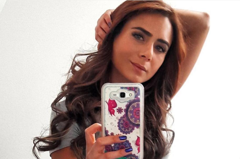 Johanna Fadul, actriz que interpreta a Daniela en 'Sin tetas sí hay paraíso'.
