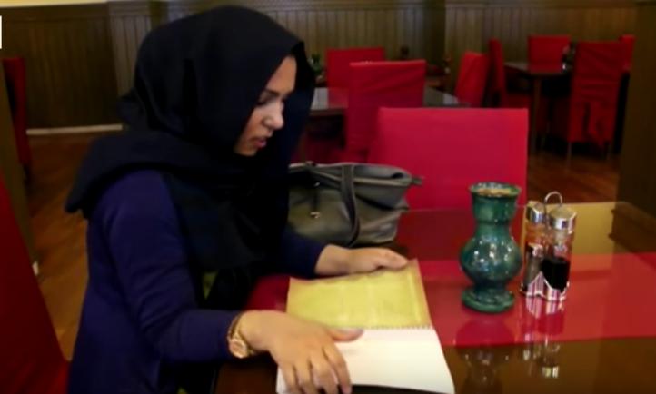 Primer restaurante para mujeres, en Afganistán.