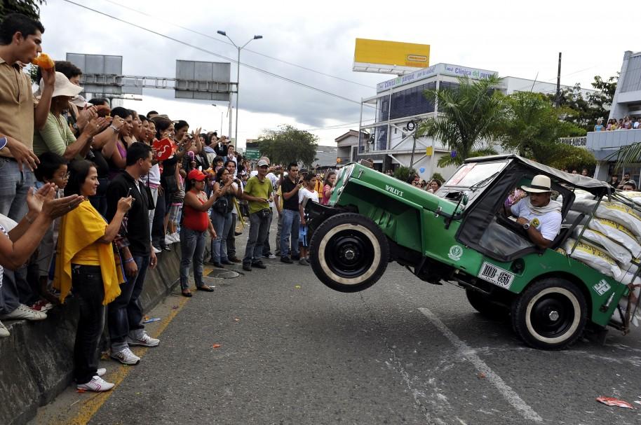 Festival Yipao en Colombia