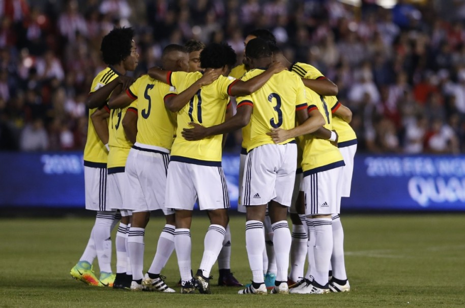 Seleccion Colombia Getty
