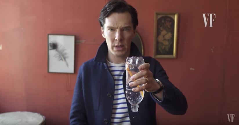 Benedict Cumberbatch. Pulzo.com