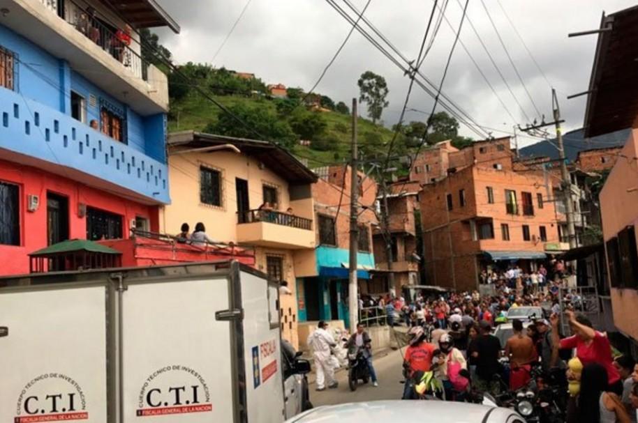 crimen Medellin