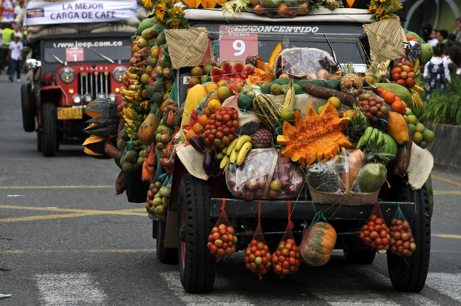 Festival Yipao en Colombia - pulzo.com