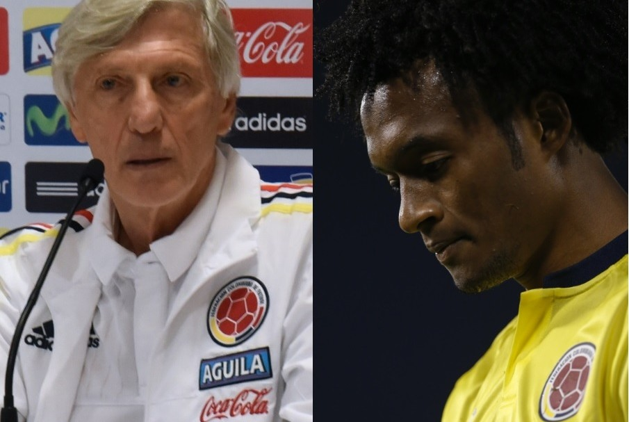 Pékerman Cuadrado AFP Getty