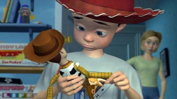 Andy y Woody