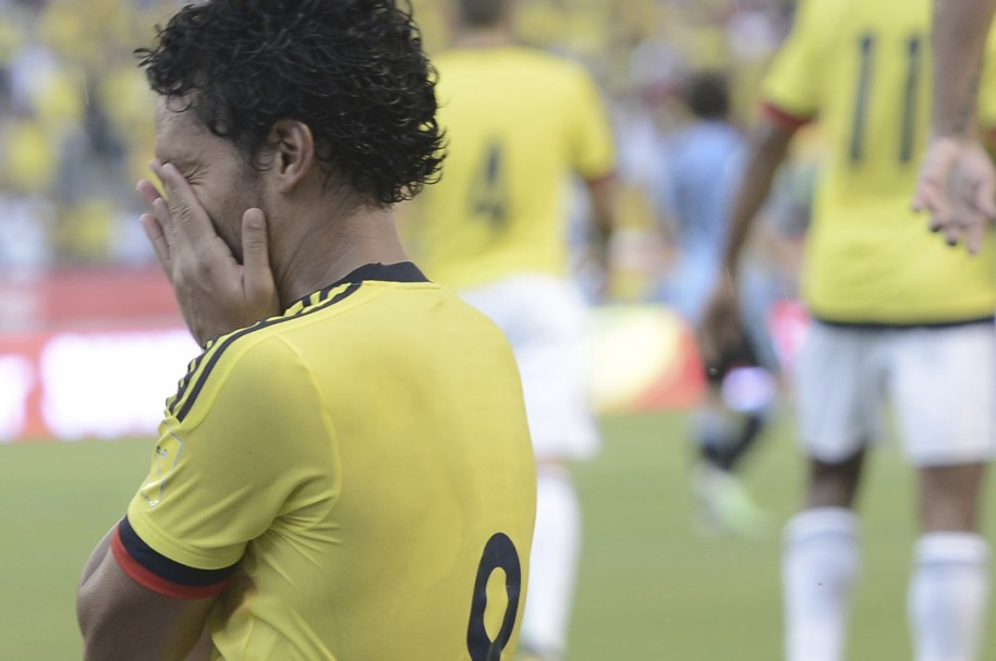Colombia lamento Getty