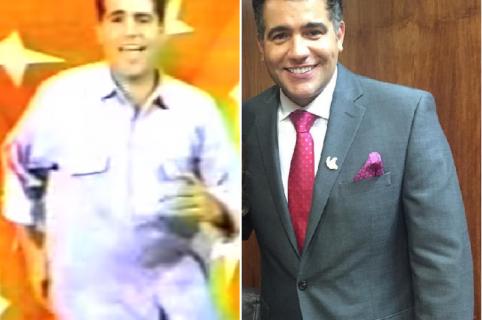 El presentador Carlos Calero, nuevo Cónsul de Colombia en San Francisco, Estados Unidos.