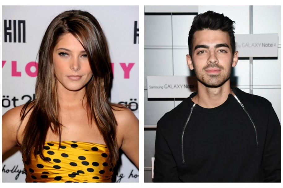 Ashley Green y Joe Jonas
