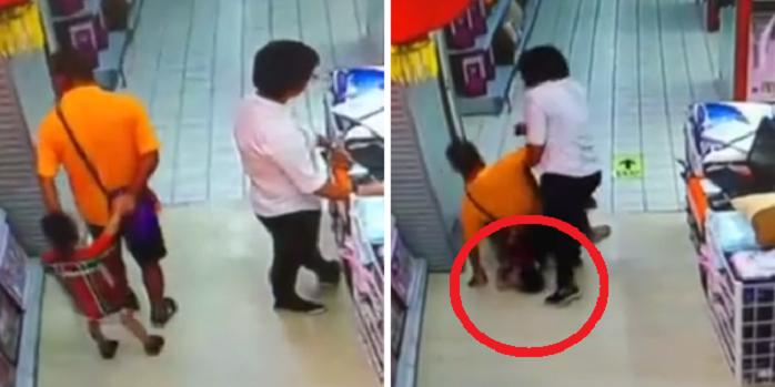 Padre cae sobre su hijo y lo mata accidentalmente.