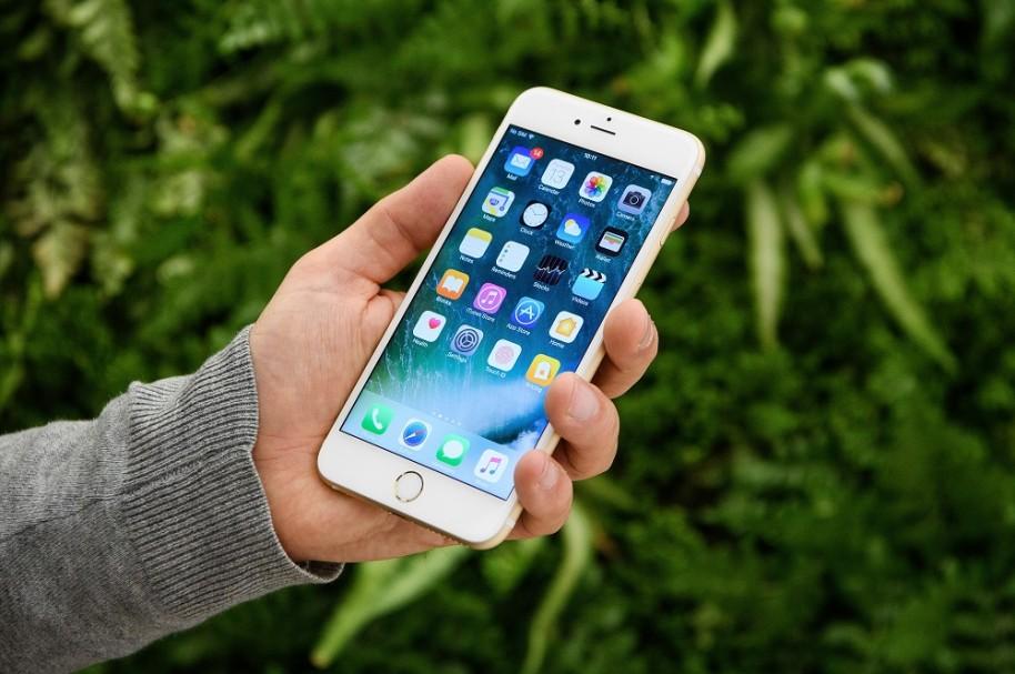 Tiempo de carga del iPhone 7