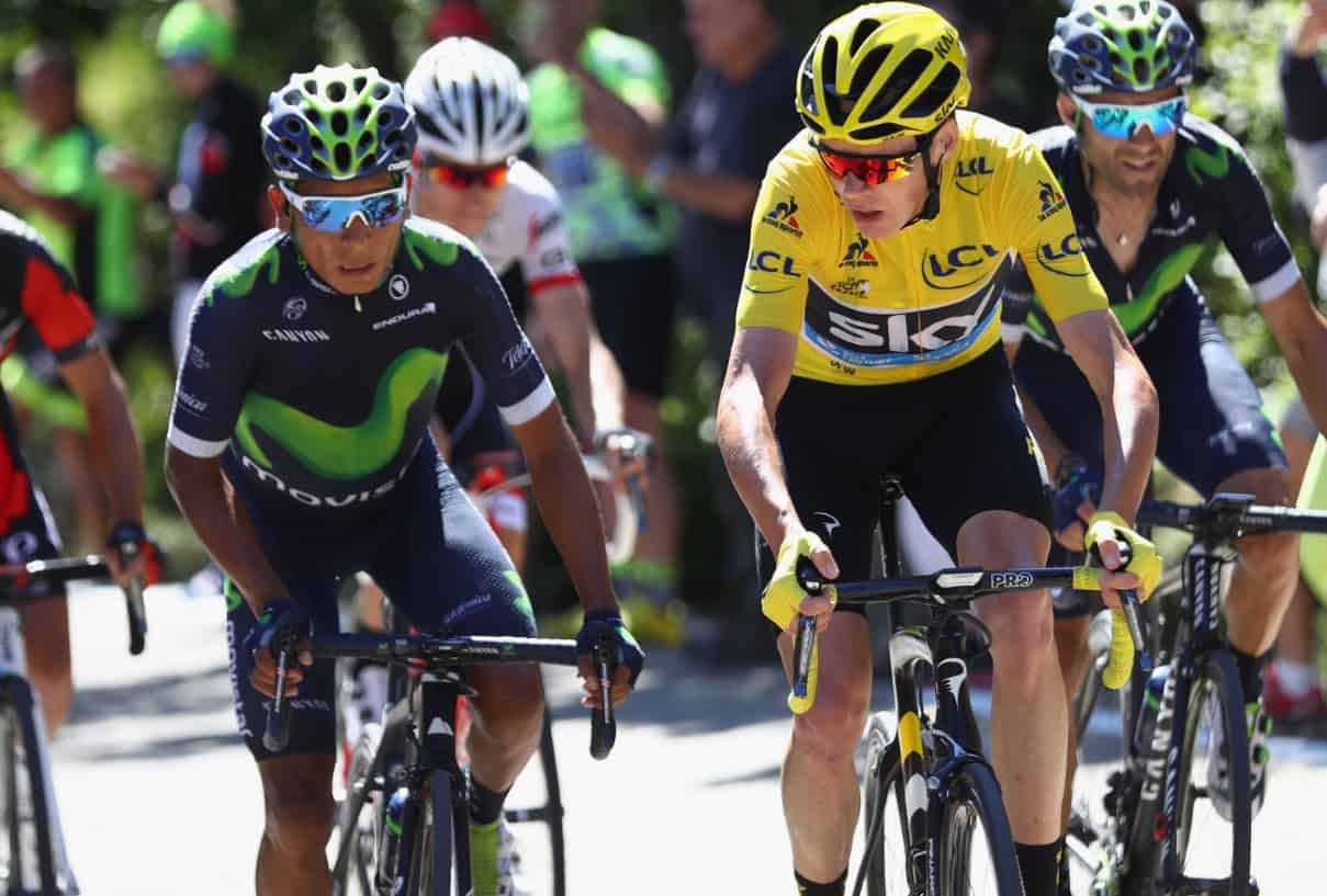 Froome Nairo Getty