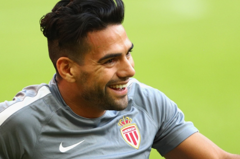 Falcao Monaco Getty