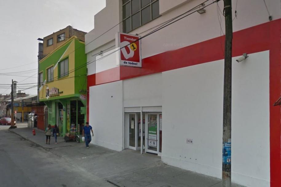 Tienda D1, sur de Bogotá