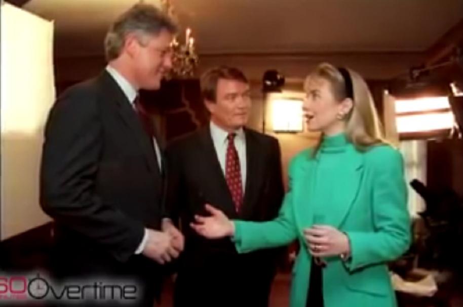 Hillary y Bill