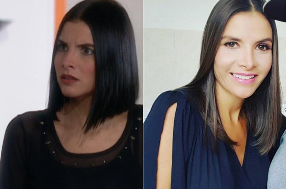 Natalia Ramírez, actriz que interpretó a Marcela Valencia en 'Yo soy Betty, la fea'.